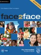 face2face Pre-intermediate Student`s Book with DVD-ROM Second edition - учебник по английски език