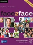 face2face Upper-intermediate Student`s Book with DVD-ROM - учебник по английски език (Second edition)