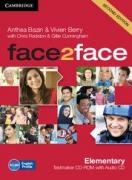 face2face Elementary Testmaker - CD-ROM (Second edition)