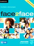 face2face Intermediate Student`s Book with DVD-ROM - учебник по английски език (Second edition)