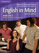English in Mind 3 (2nd Edition): Audio CDs (3)