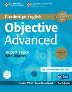Учебник по английски език: Objective Advanced - Student`s Book with Answers with CD-ROM (4th Edition)