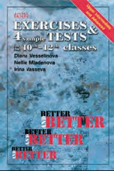 Upper Intermediate and Advanced Exercises and 4 Sample Tests