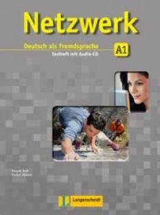 Netzwerk A1 Testheft + Audio-CD