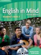 Учебник по английски език: English in Mind 2 (Second Edition) Student`s Book with DVD-ROM
