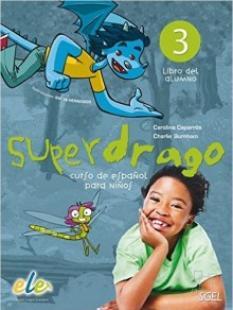 Superdrago 3 - учебник по испански език