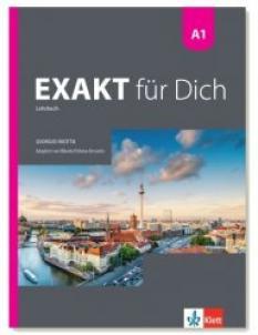Exakt für dich - учебник по немски език за 8. интензивен клас ниво А1