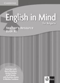 English in Mind for Bulgaria - ръководство за учителя по английски език за 8. клас - ниво А1