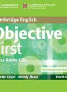 Objective First - Audio CDs (2) (Forth Edition)