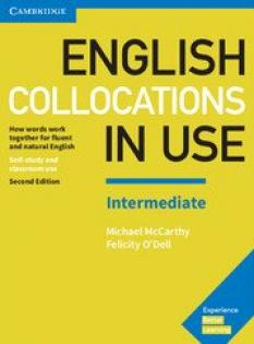 English Collocations in Use 2nd edition - Intermediate Book with answers