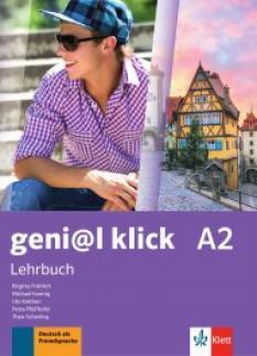 geni@l klick - учебник по немски език за 8. интензивен клас ниво А2