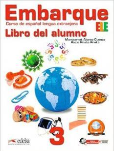 Embarque 3: Учебник по испански език ниво B1