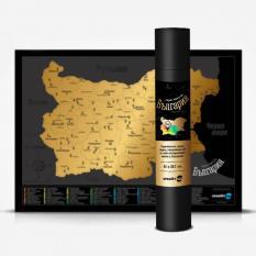 Скреч карта - България