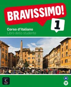 Bravissimo! 1 - A1 - учебник по италиански език + CD
