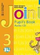Join Us for English Pupil`s Book 3: Audio CD