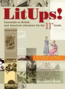 LitUps! Essentials in British and American Literature for the 11th Grade. Student's Book. Part One