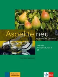 Aspekte neu C1 - учебник и тетрадка по немски език + Audio-CD (част 1)