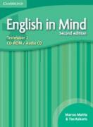 English in Mind 2 (Second Edition) Testmaker