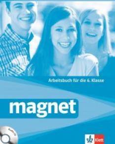 Magnet - учебна тетрадка по немски език за 6. клас