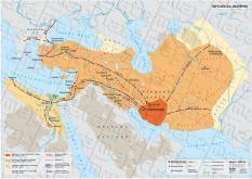 Карта по история: Персийска империя