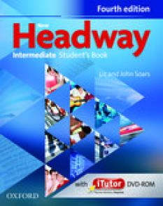 New Headway Intermediate B1 - учебник по английски език - Student`s Book iTutor Pack