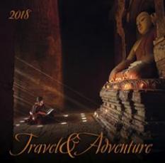 Стенен календар 2018: Travel and Adventure