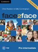 face2face Pre-intermediate Class Audio CDs (3) (Second edition)