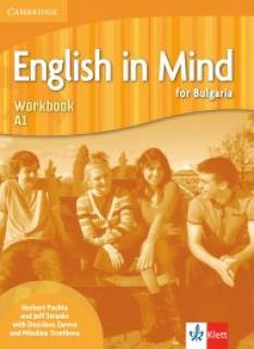 English in Mind for Bulgaria - учебна тетрадка по английски език за 8. клас - ниво А1