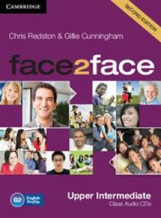 face2face Upper-intermediate Class Audio CDs (3) (Second edition)