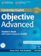 Objective Advanced - Teacher`s Book with Teacher`s Resources CD-ROM