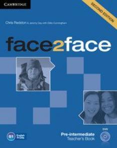 face2face Pre-intermediate Teacher`s Book with DVD - ръководство за учителя (Second edition)
