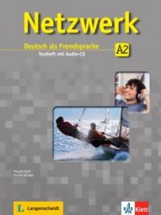 Netzwerk A2 Testheft + Audio-CD