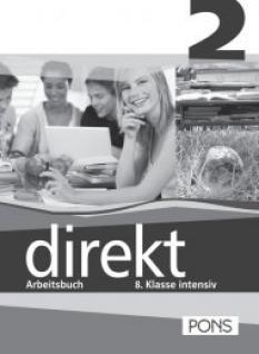 Учебна тетрадка по немски език за 8. клас: Direkt 2 - Arbeitsheft 2