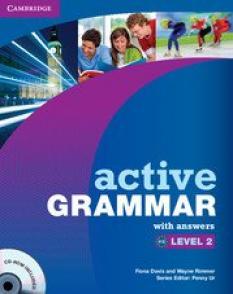 Active Grammar 2: Ниво B1-B2 книга с отговори и CD-ROM