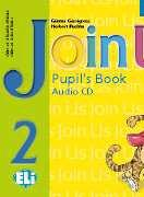 Join Us for English Pupil`s Book 2: Audio CD