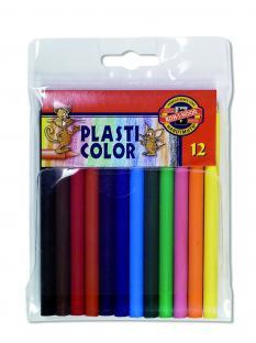 Цветни пастелни моливи