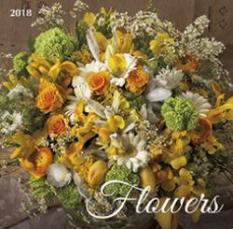 Стенен календар 2018: Цветя