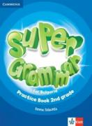 Super Grammar for Bulgaria - Practice Book 2nd grade