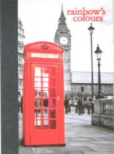 Тетрадка  А5  150 листа (3 теми), спирала, мека корица