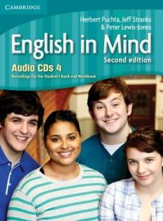 Учебник по английски език: English in Mind 4 - Students Book (2nd Edition) with DVD-ROM
