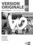 Version Originale B1 partie 2 Guide pedagogigue + CDs
