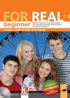 FOR REAL. Учебник за интензивно изучаване на английски език - ниво А1