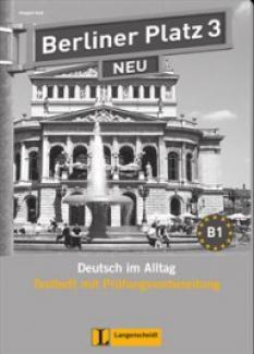 Berliner Platz NEU 3 - Testheft + Audio-CD