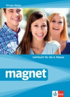 Magnet - учебник по немски език за 6. клас