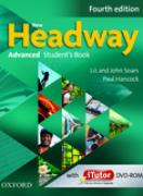 New Headway Advanced C1 - учебник по английски език - Student`s Book iTutor Pack