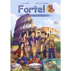 Forte! 2: учебник + тетрадка + аудио CD + CD-ROM
