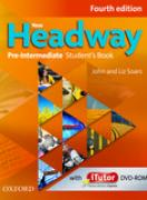 New Headway Pre-Intermediate A2 - B1  - учебник по английски език - Student`s Book and iTutor Pack
