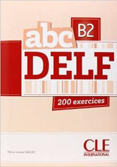DELF B2 nouveau  diplome - учебник + аудио CD +отговори