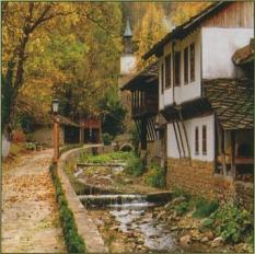 Стенен календар 2019: Български къщи