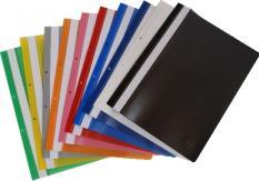 Пластмасова папка за документи А4 - 1 бр.